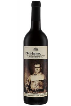 19 Crimes Shiraz/Grenache/Mataro