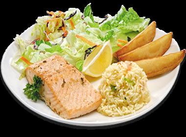 Salmon (8 oz)