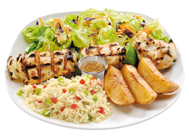 Chicken Brochette