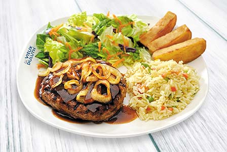 Bifteck haché (12 oz)