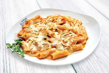 Rigatoni Rose With Chicken